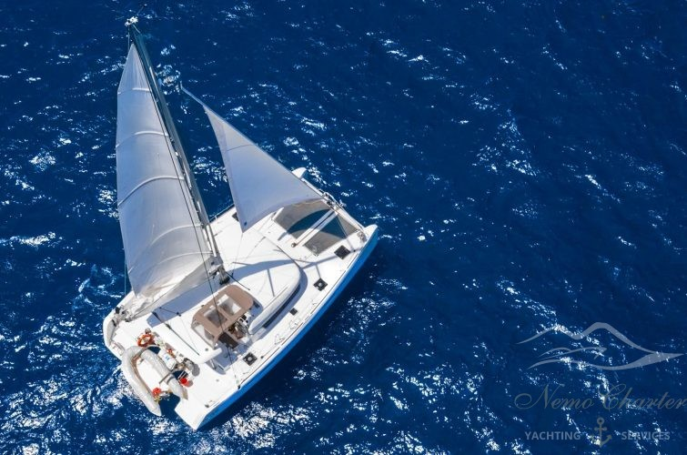 nemo yachting charter: vacanza in catamarano