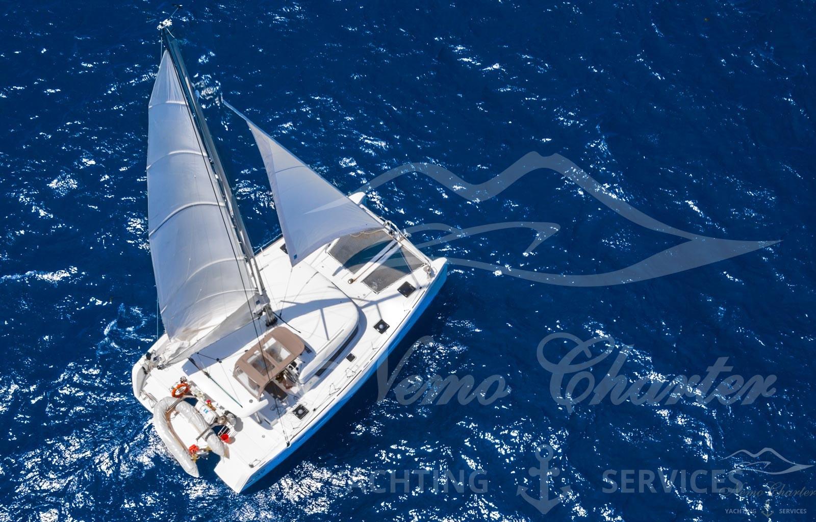 Scegli ldi trascorrere la tua vacanza in catamarano