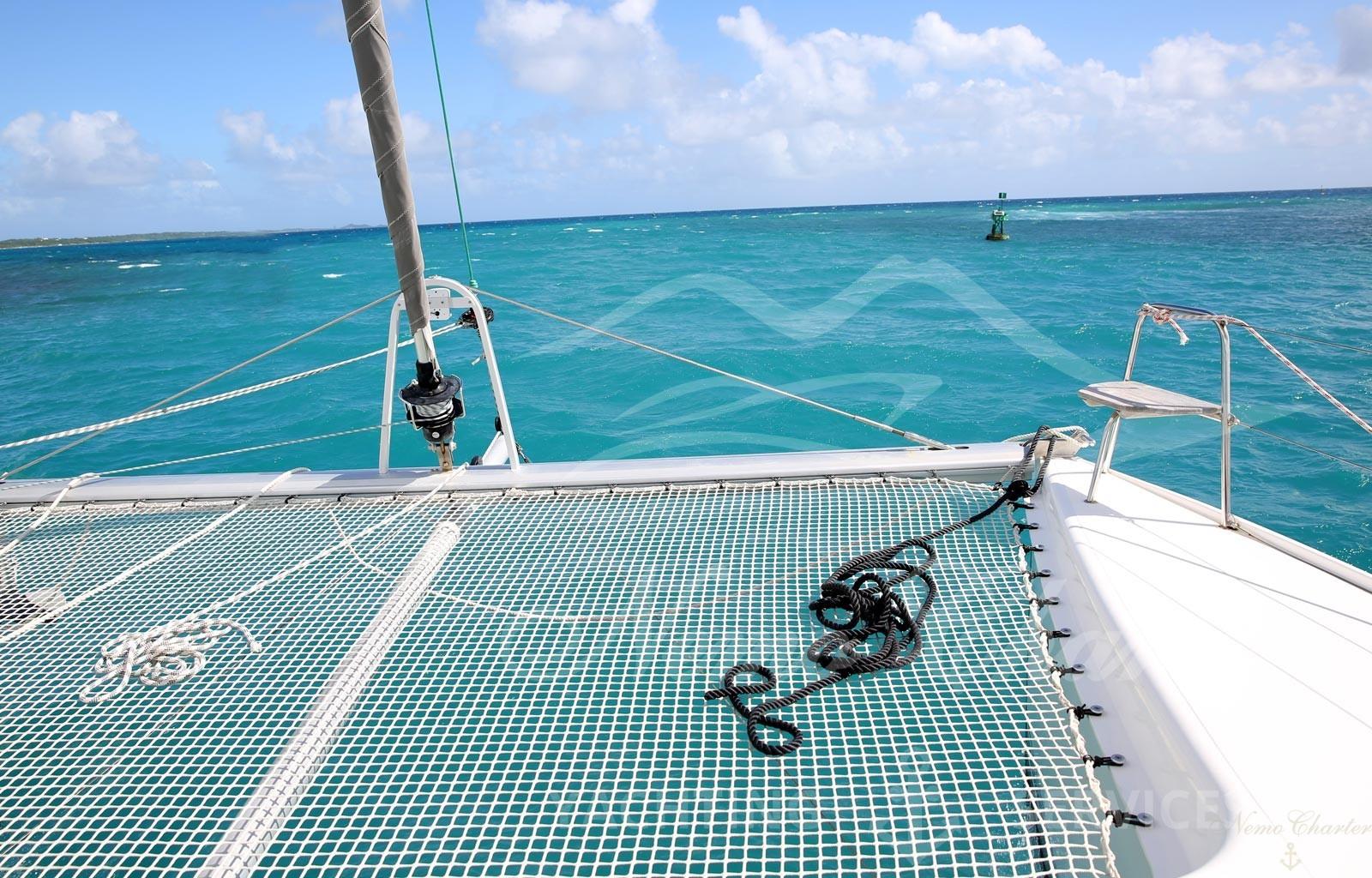Goditi la tua vacanza a bordo di un catamarano