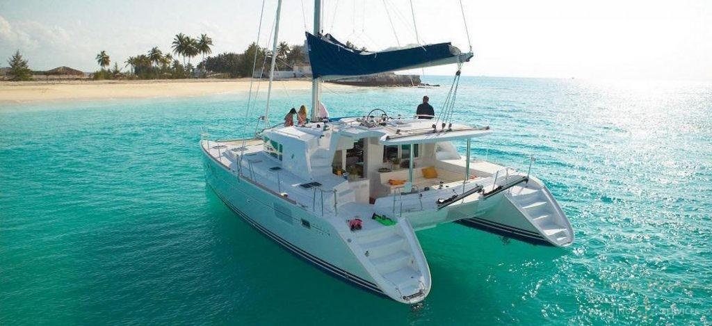 Lagoon 440 Nemo Yachting Charter