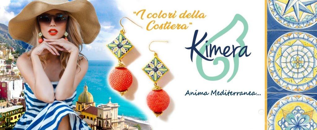 vivi la costiera coi bijoux Kimera