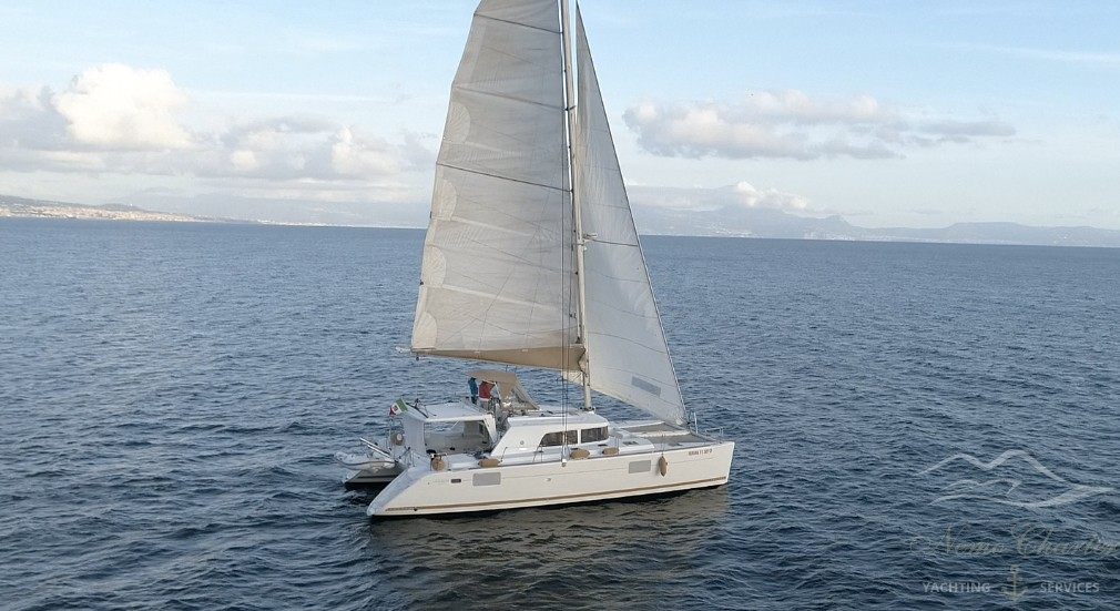 Lagoon 440 Nemo. Il catamarano ideale per le tue vacanze