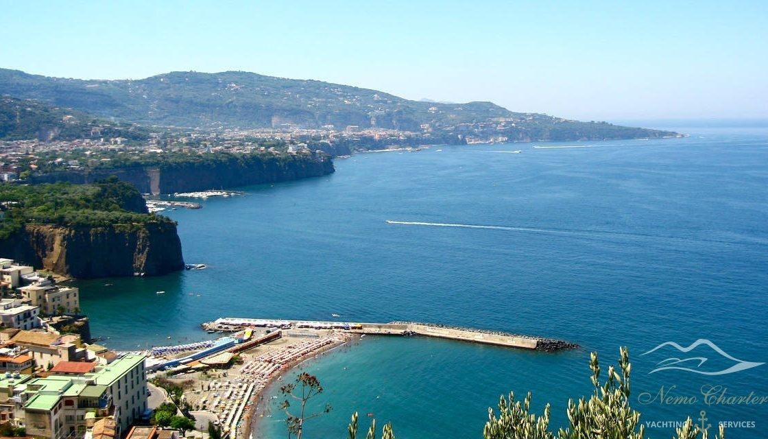 Vacanza a Sorrento in catamarano